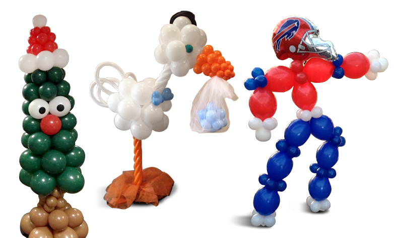 Character Sculpture