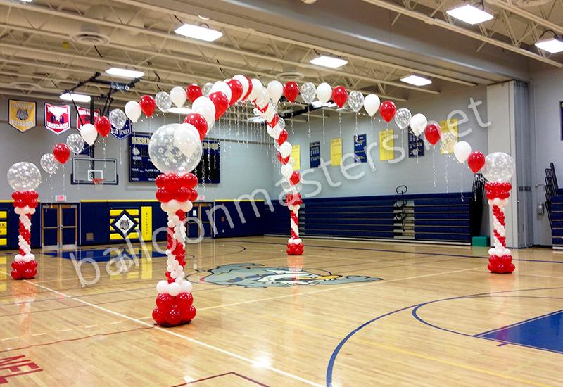 Balloon Dance Floor Buffalo Balloon Dance Floor