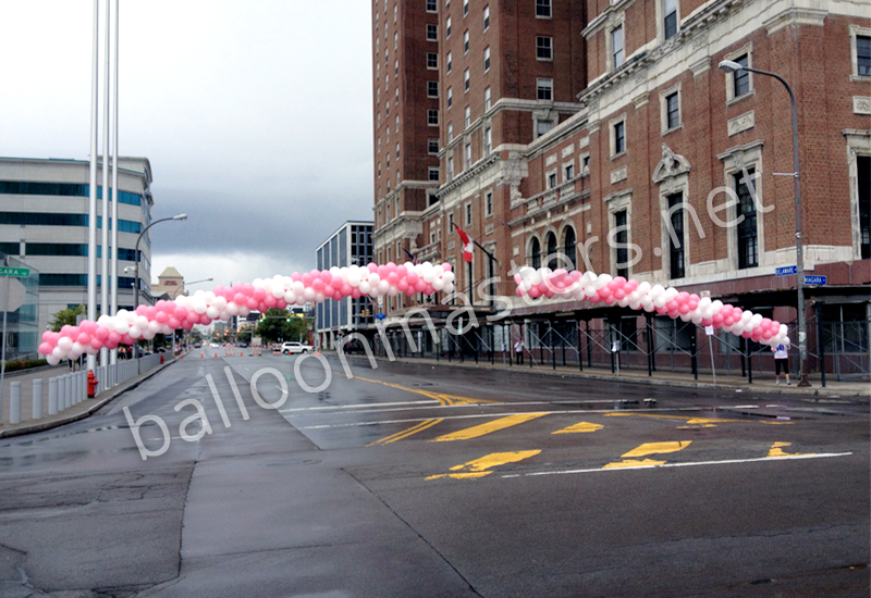 Balloon Masters Balloon D 233 Cor For Outdoor Events In Buffalo