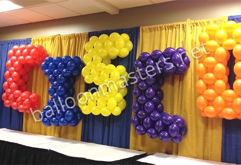 Balloon Masters | Balloon Stage Decorations in Buffalo