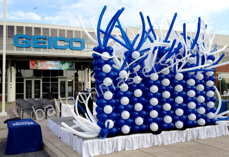 Balloon Masters Balloon Stage Decorations In Buffalo