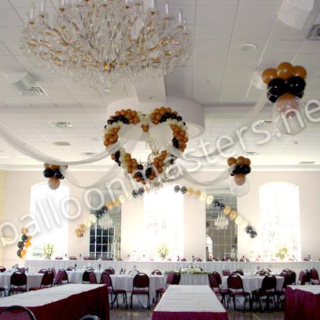 Wedding Balloons Buffalo Balloon Centerpieces Balloon Wedding
