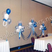 Balloon Bouquet for Baby Showers